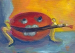 12- Crab Who Paints