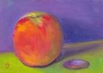 12- Orange and Purple