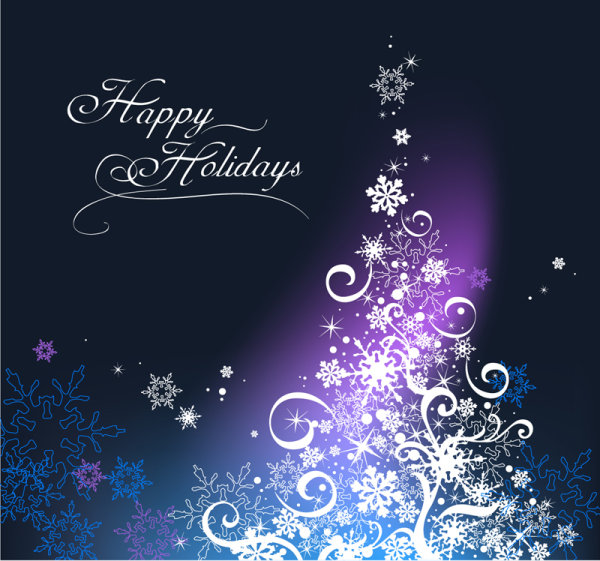 Happy-Holiday-Merry-Christmas-Vector-design – Francine Dufour Jones